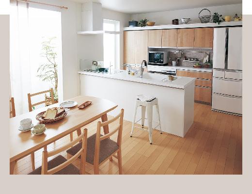 エナの家 住宅設備標準仕様
