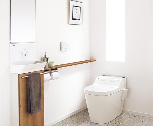 パナソニック 全自動お掃除トイレ「アラウーノ」