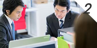 職人の感覚に頼らず、全棟、専門スタッフによる緻密な構造計算を実施
