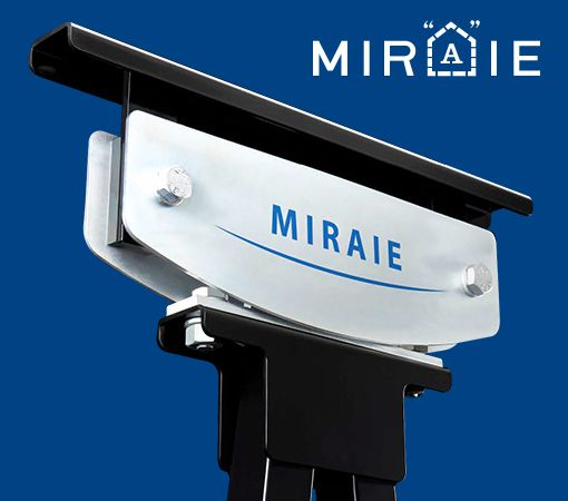 制震(MIRAIE)とは揺れを吸収する装置で地震に対抗する。揺れを「制御する」地震対策。