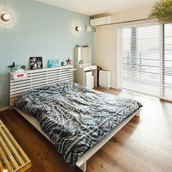 MALIBU 寝室