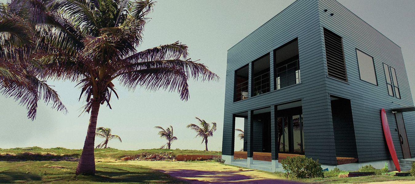 豊かな時間を、シンプルに愉しむための家
