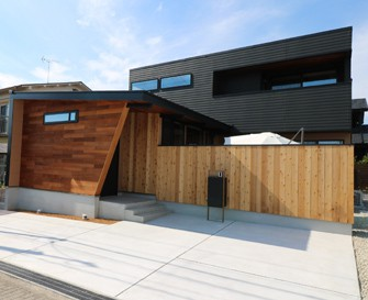 FREAK'S HOUSE 羽曳野モデルハウス