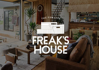 FREAK'S HOUSE